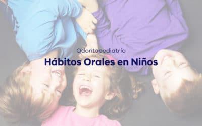 Los malos hábitos orales en la infancia