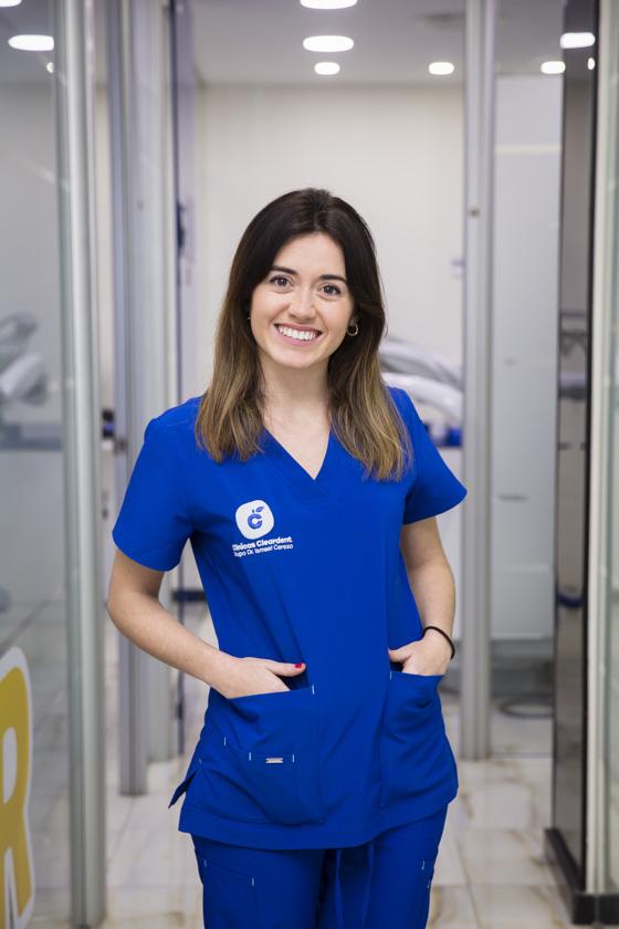 Dra Bibiana López