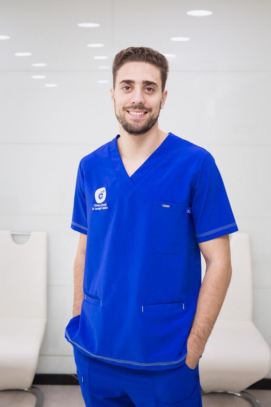 Dr Andrés Pastoriza
