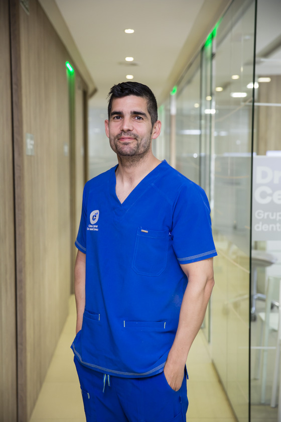 Dr Ismael Cerezo