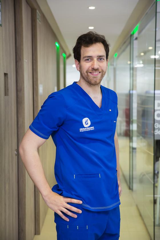 Dr Manuel Cañabate