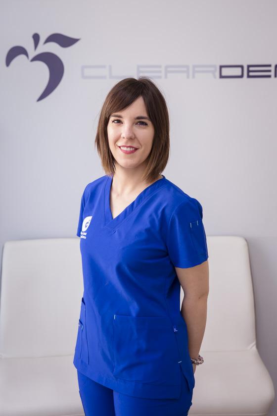 Dra Almudena Sánchez