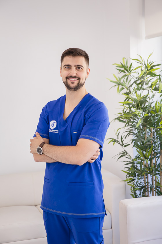 Dr Rafael Campos