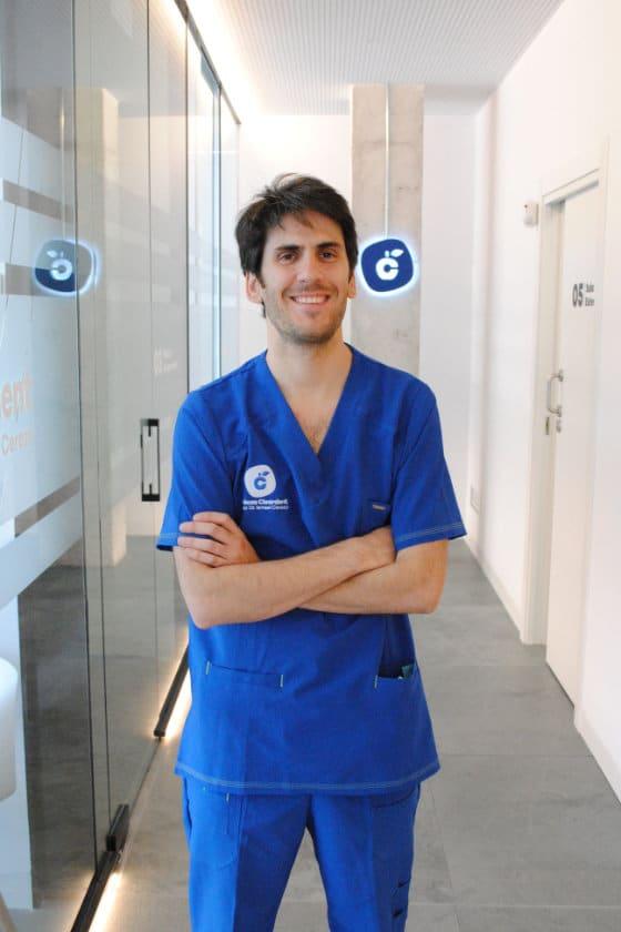 Dr Luis Leiva
