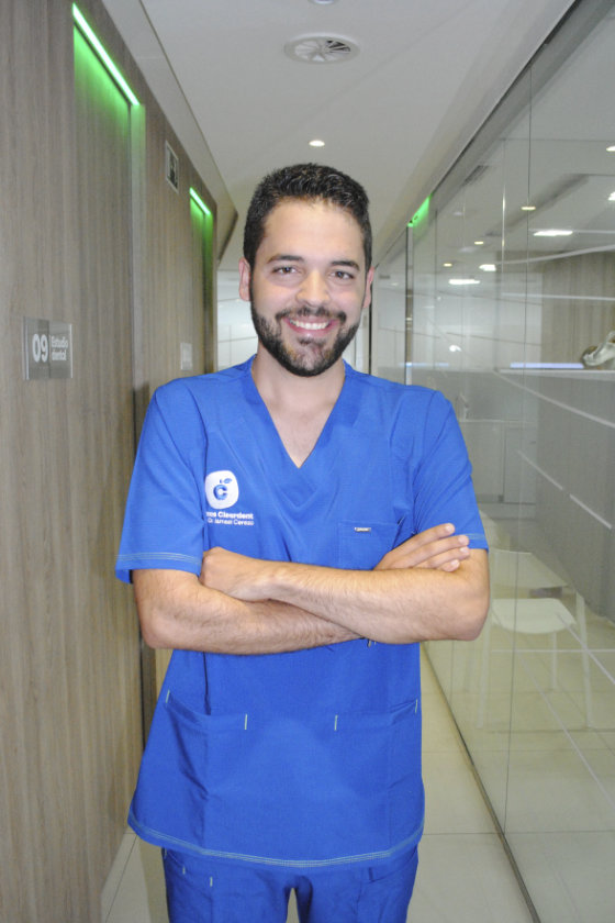 Dr Luis Gallego