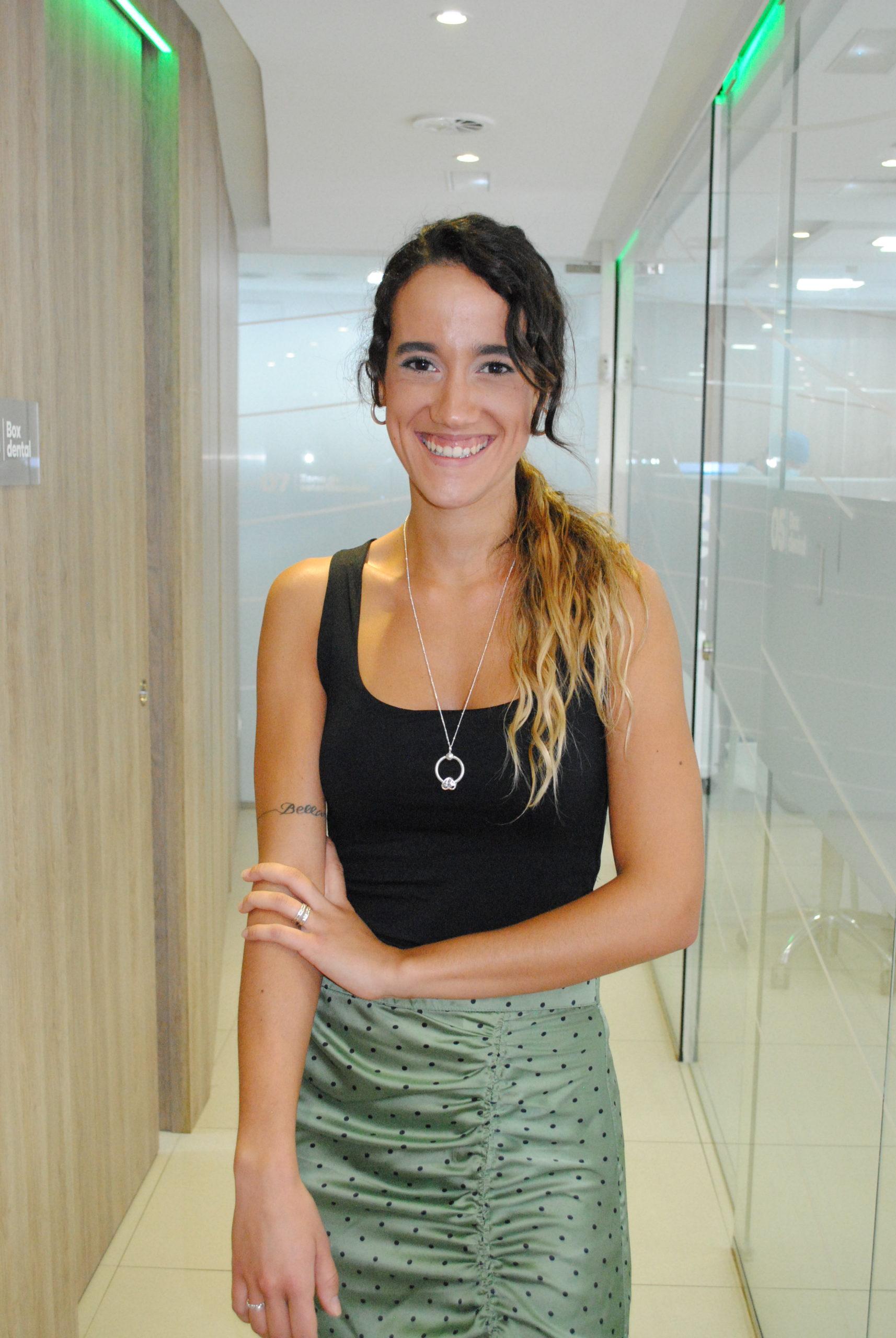 Cristina Valdivia