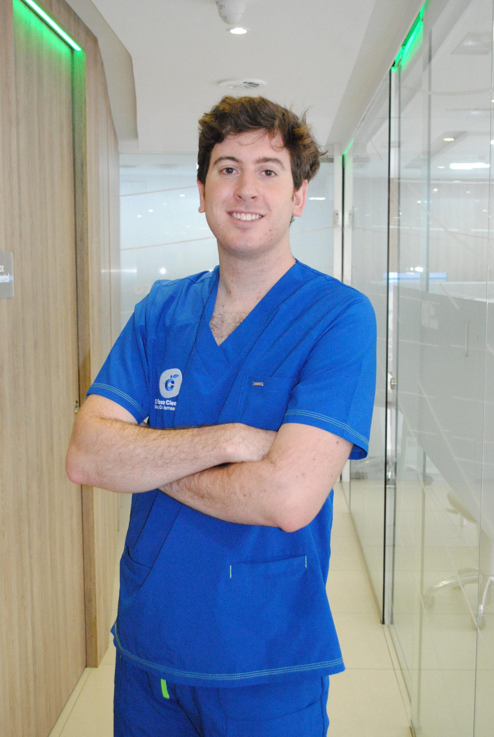 Dr Sergio Becerro