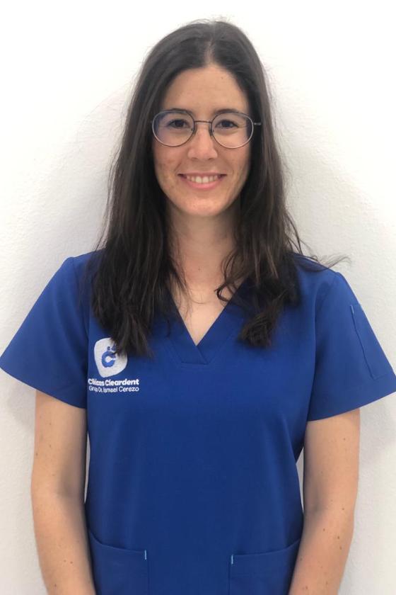 Dra Cristina Rodriguez