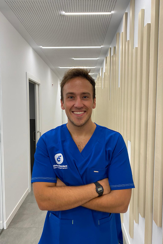 Dr Pablo Ortega
