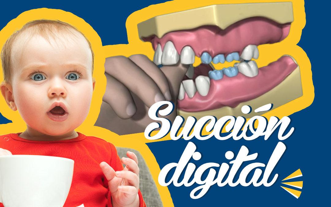 Malos hábitos infantiles orales.