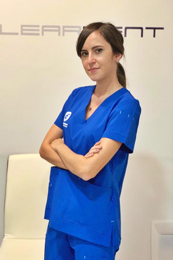 Dra Carla García