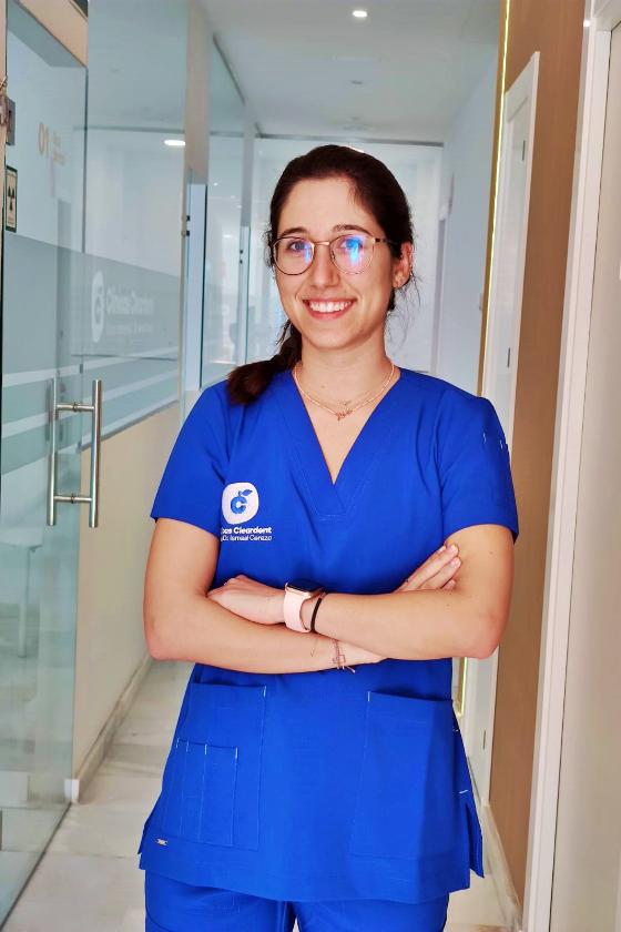 Dra Cristina Ramón