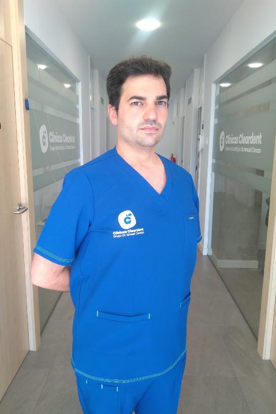 Dr David Santiago Quiles