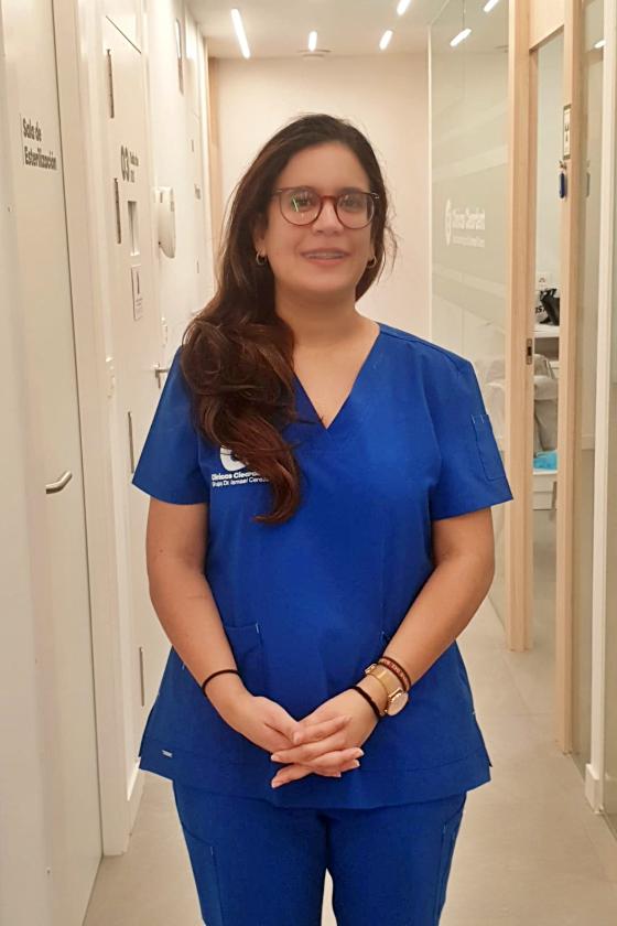 Dra Marta Benítez