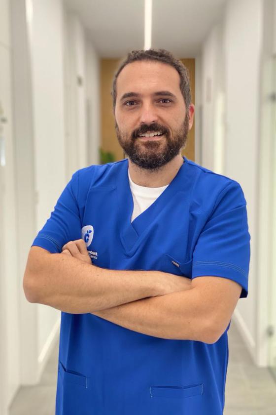 Dr Pedro Moreno