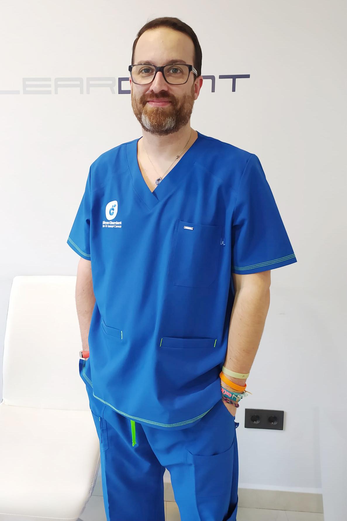 Dr Gerardo Legaza