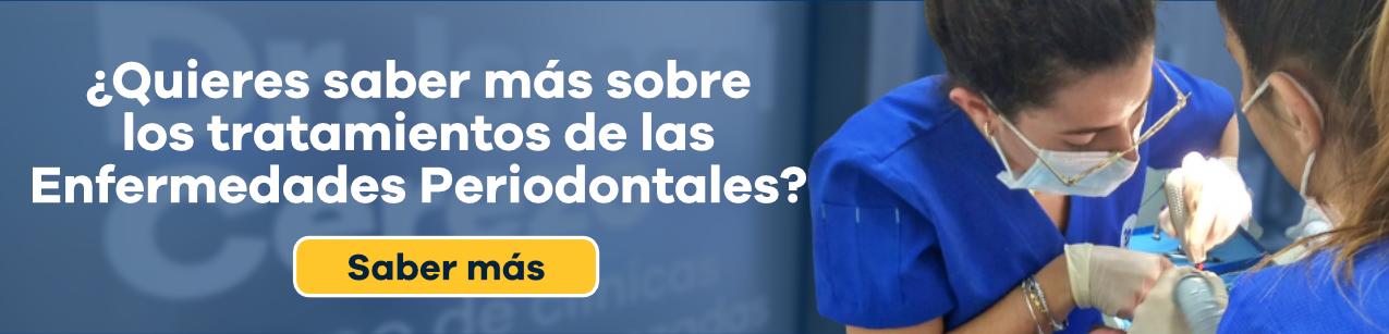 imagen sobre si quieres saber mñas sobre tratamientos de enfermedades Periodontales