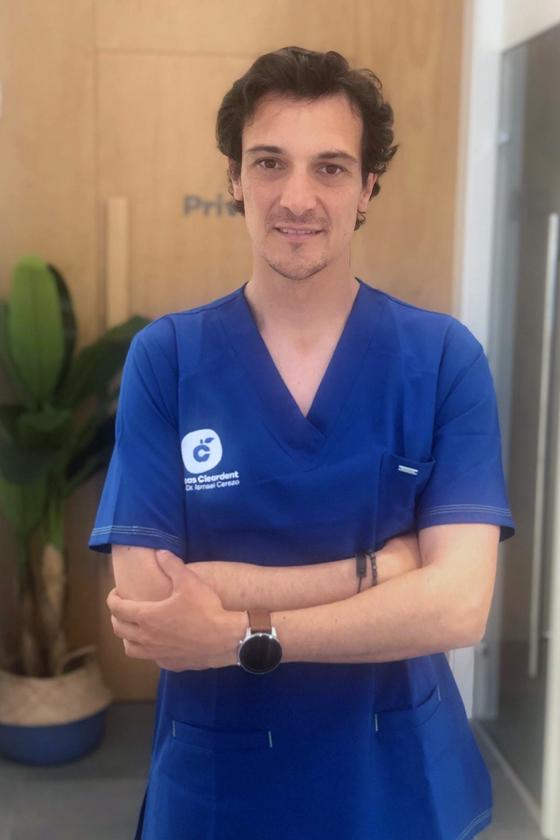 Dr Luis Lanseros