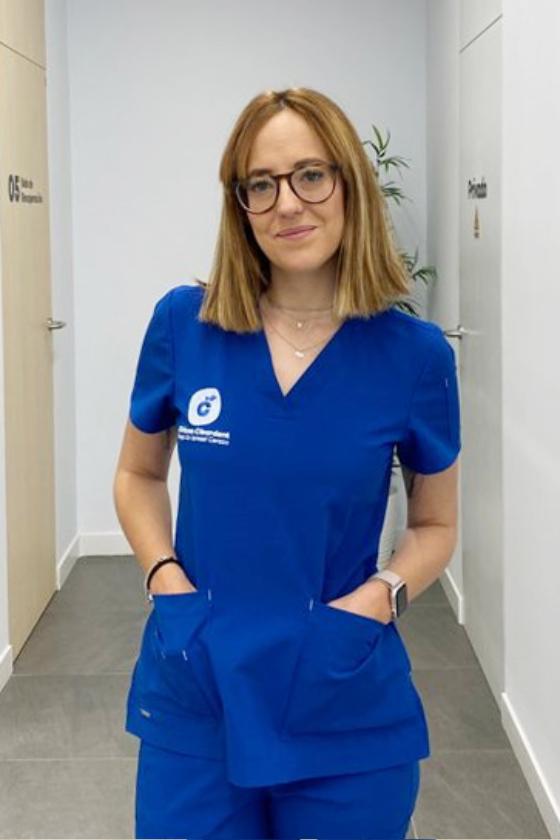 Dra Marta González