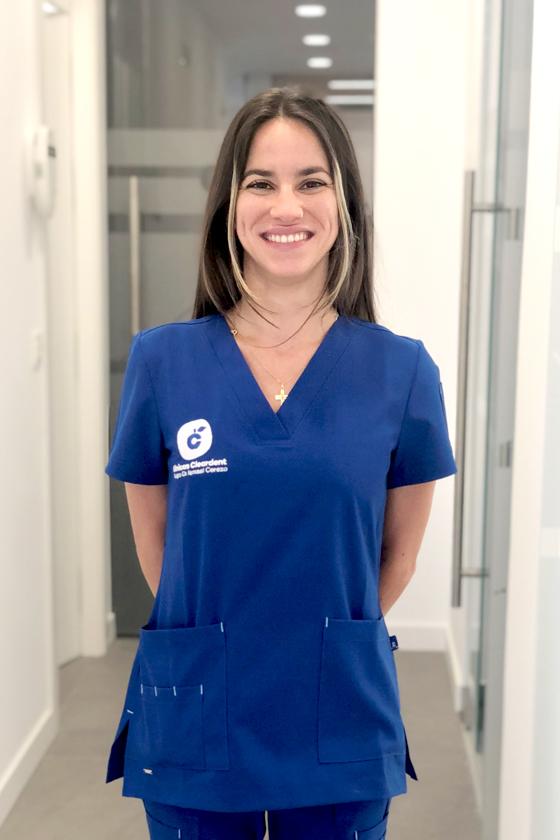 Dra Alba Sánchez