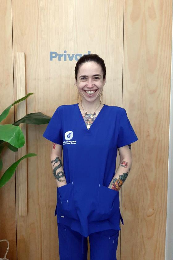 Dra Tatiana Rodero