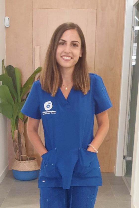 Dra María del Carmen Reina